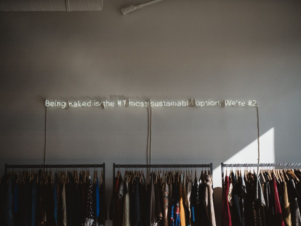 kleding en duurzaamheid